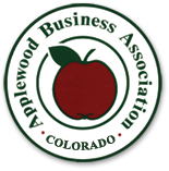 The official logo of Applewood Business Association
