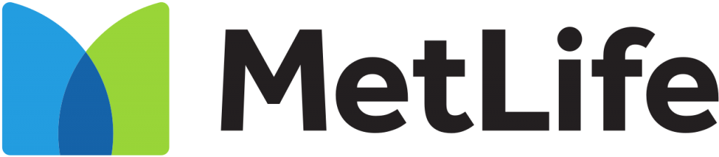 The official logo of MetLife
